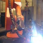 Lasrobot voor het lassen van staal, Aluminium en RVS