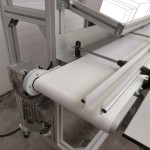 Transportbanden met Bosch Rexroth profielen
