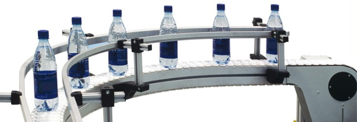 VarioFlow S - Chain Conveyor System for the Food and Packaging Industries